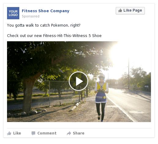 Reklama Wideo na Facebooku