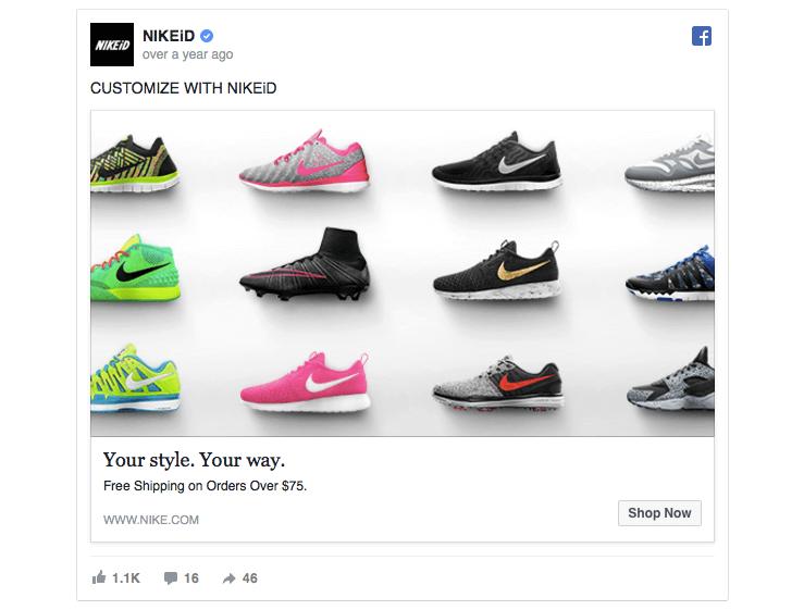 facebook-reklama-nike